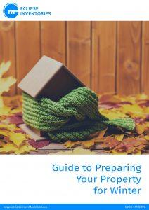 Preparing rental property for winter